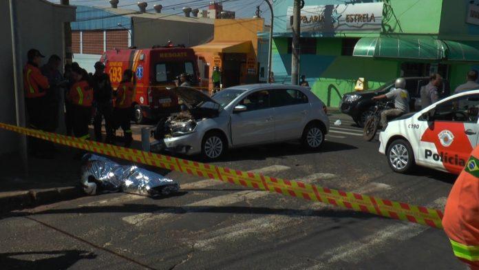 Grave acidente mata motociclista na região - Crédito: Divulgação/Canal do Povo