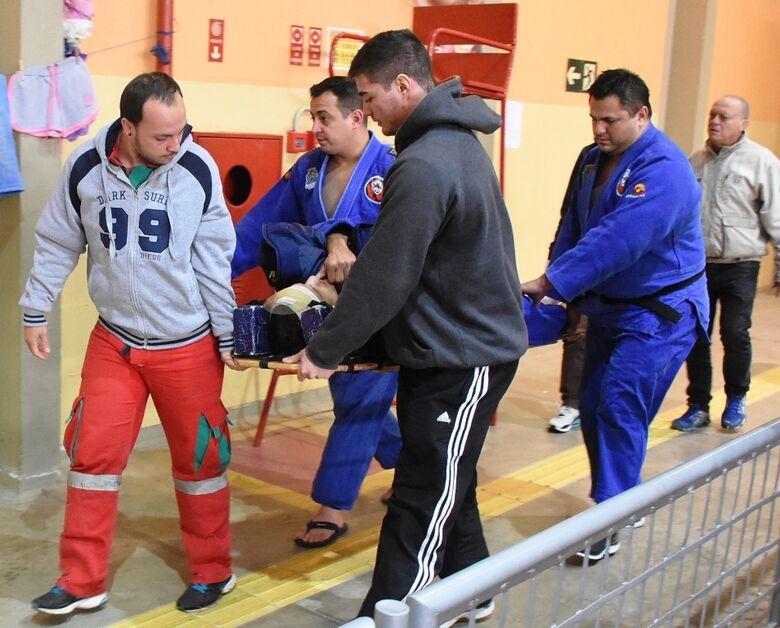 Atleta são-carlense dá exemplo nos Jogos Regionais - Crédito: Divulgação