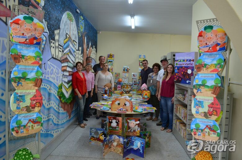 Seis mil novos livros aumentam acervo da Biblioteca Municipal - Crédito: Divulgação
