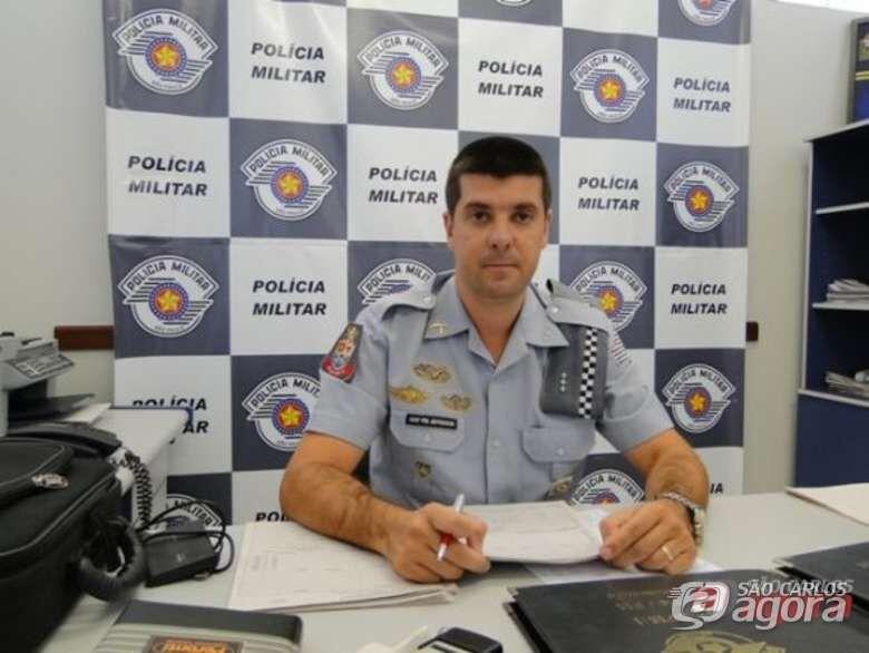 Comando da PM comemora queda nos índices de criminalidade -