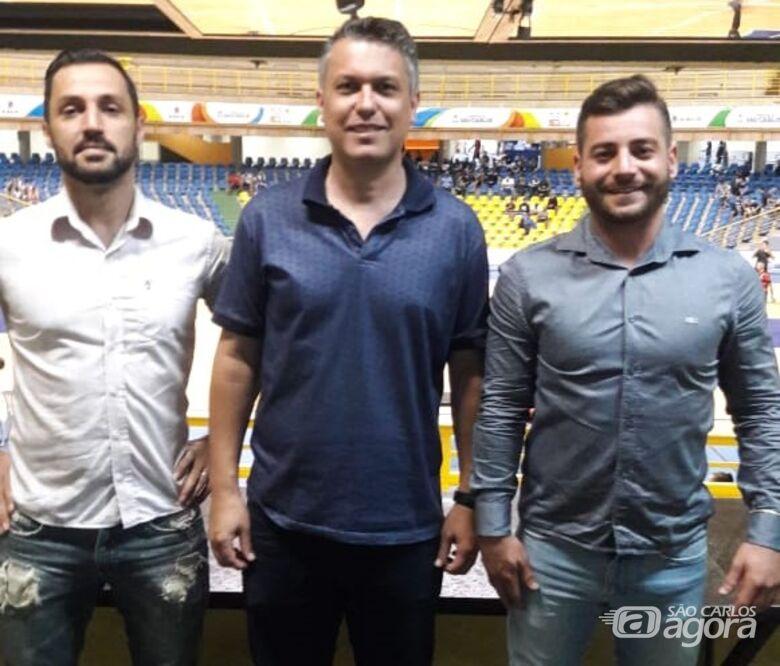 São Carlos ganha uma nova equipe de futsal - Crédito: Marcos Escrivani