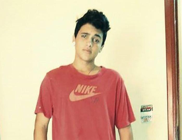Jovem morre após cair e bater cabeça em mureta de concreto - Crédito: Arquivo pessoal