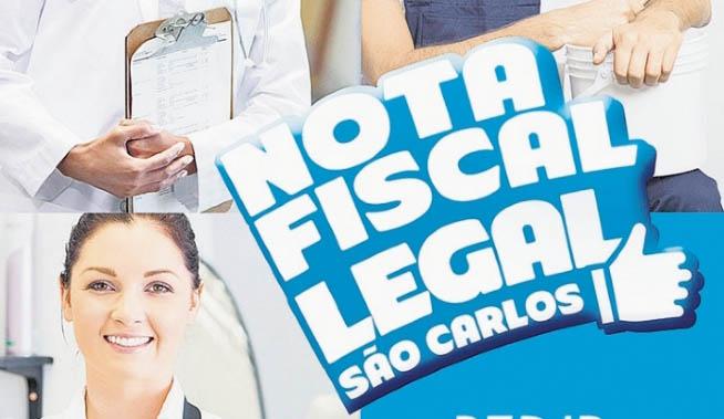 Homem ganha R$ 50 mil no prêmio da Nota Fiscal Legal -