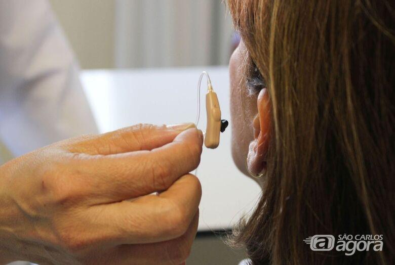 Plataforma foi testada com 13 adolescentes com deficiência auditiva, que usavam um aparelho de amplificação sonora individual - Crédito: USP Imagens