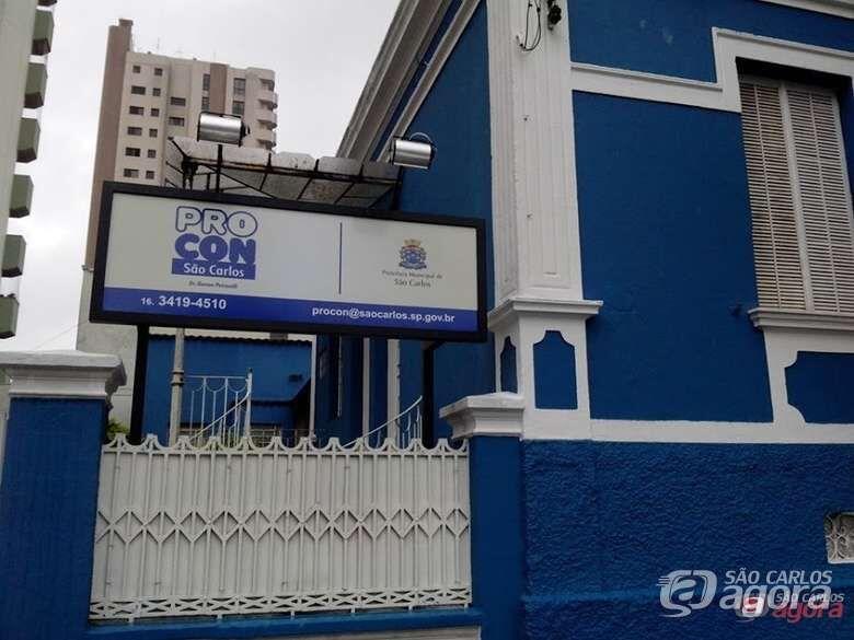 Procon-São Carlos funcionará em novo endereço a partir da próxima segunda-feira -