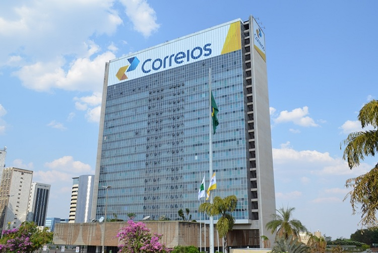 Agências do Correios estão sem embalagens para postar correspondências - Crédito: César Bulcão/Correios