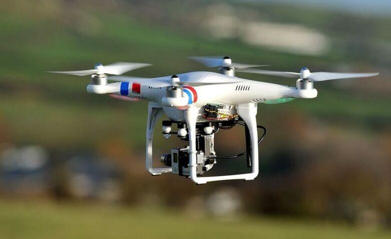 UFSCar oferece curso de atualização em drones - Crédito: Divulgação