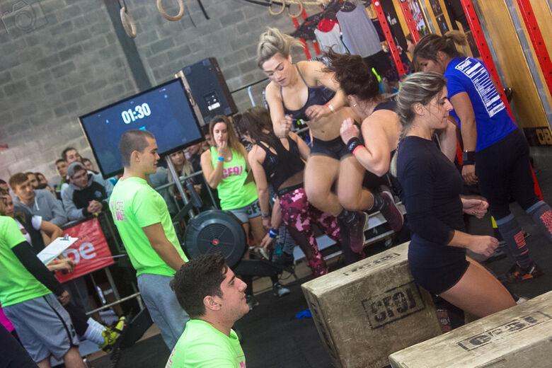 Torneio de CrossFit vai reunir de atletas de toda região - Crédito: Andrea Castro