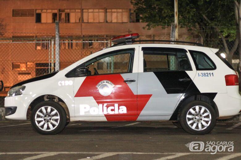 Motorista é detido por embriaguez após colisão em Ribeirão Bonito - Crédito: Marco Lúcio