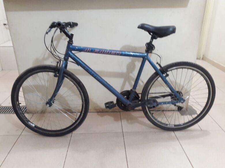 Adolescente é detido após furtar bicicleta na Vila Prado - Crédito: Maycon Maximino