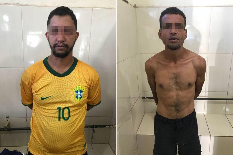 Procurados pela Justiça são presos em operação no Cidade Aracy - Crédito: Divulgação