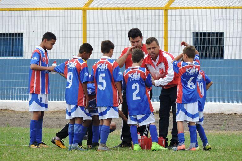 Sub11 gremista precisa da vitória para seguir com chance de avançar - Crédito: Gustavo Curvelo/Divulgação