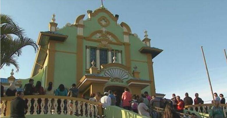 Milhares de devotos são aguardados para a festa no Santuário da Babilônia - Crédito: Divulgação