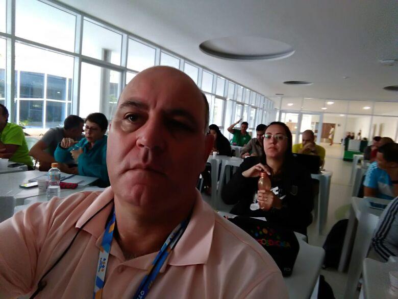 Técnico são-carlense se qualifica após curso no Centro Paralímpico Brasileiro - Crédito: Divulgação