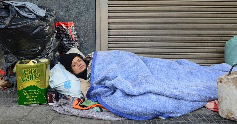 Saúde de mulheres em situação de rua é tema de Encontro em São Carlos - Crédito: Rovena Rosa/Agência Brasil