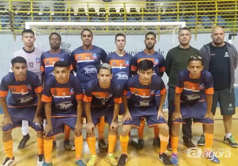Asf São Carlos joga bem, mas 'cai' em Cordeirópolis - Crédito: Marcos Escrivani