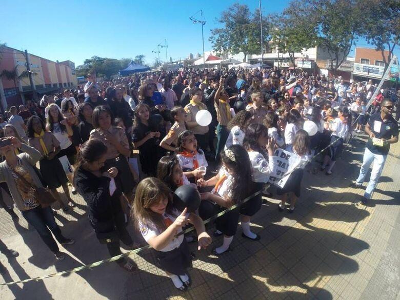 Quebrando o Silêncio promete agitar o sábado na praça do Mercadão - Crédito: Divulgação