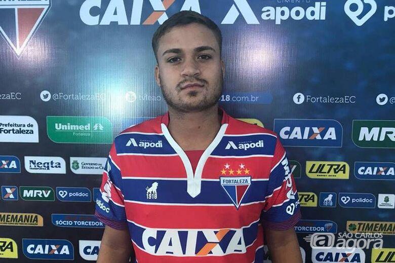 Jogador já foi apresentado e poderá jogar a Série B do Campeonato Brasileiro em breve - Crédito: Arquivo Pessoal