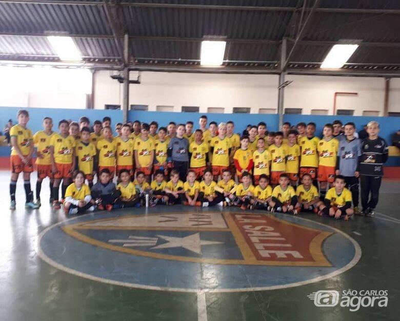 Multi Esporte realiza Festival de Futsal - Crédito: Divulgação