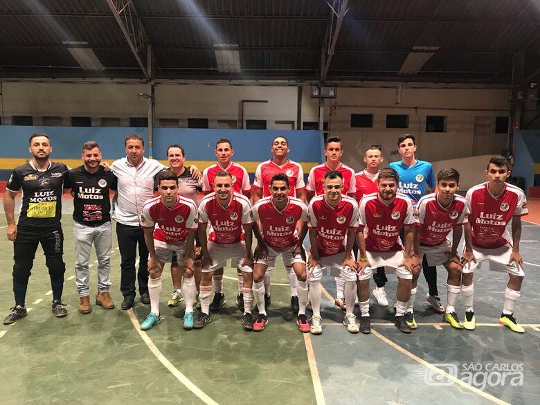 São Carlos encara atual campeão na estreia da Copa Record - Crédito: Marcos Escrivani