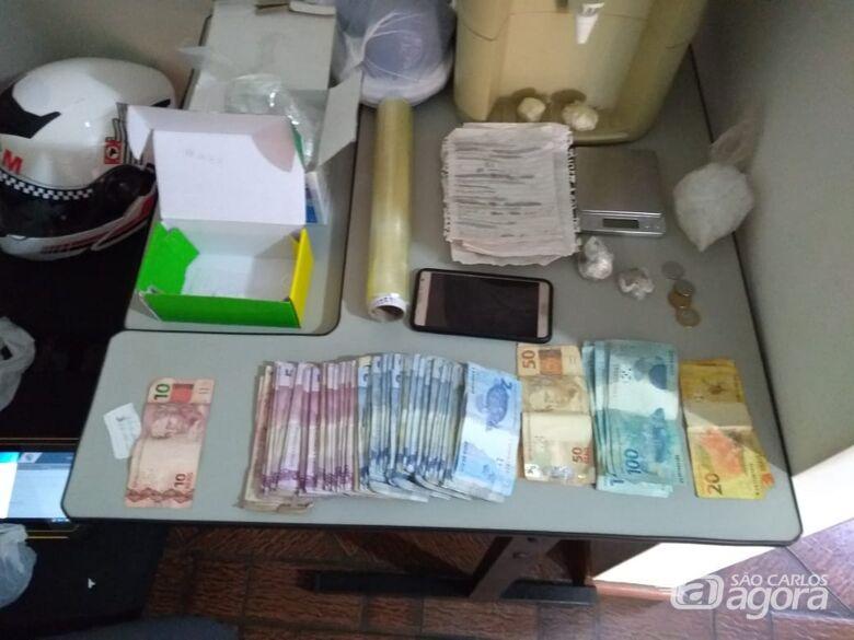 Irmãos são detidos e acusados de tráfico no Monte Carlo - Crédito: Maycon Maximino
