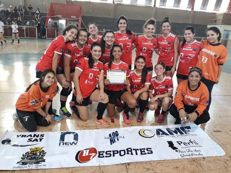 Em Mococa, H7 Esportes conquista uma vitória pela Copa Derla - Crédito: Divulgação