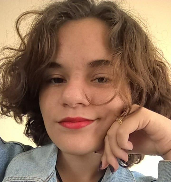 Adolescente desaparece e mãe pede ajuda - Crédito: Arquivo Pessoal