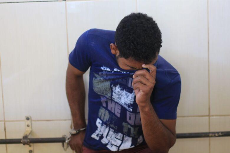 Procurado por latrocínio é detido pela PM na região da USP - Crédito: Marco Lúcio