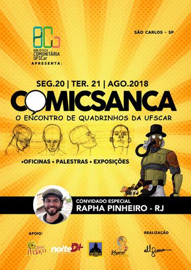 Colecionadores e amantes das histórias em quadrinhos irão se reunir em São Carlos - Crédito: Divulgação