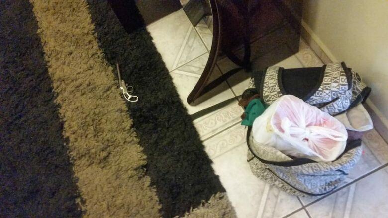Trio invade casa e pratica o roubo no Jardim Pacaembu - Crédito: Divulgação