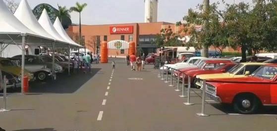 Iguatemi São Carlos promove 3ª Mostra de Carros Antigos - Crédito: Divulgação