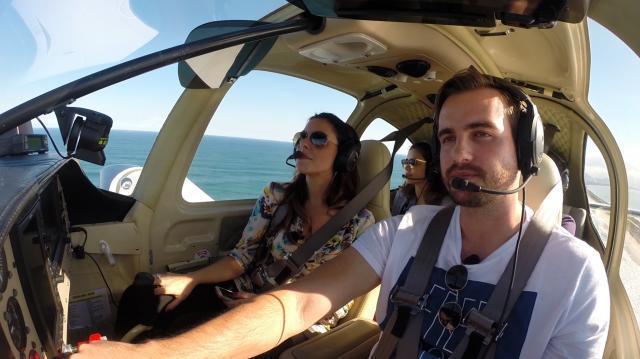Principal canal do You Tube sobre aviação grava vídeo sobre dirigível em São Carlos - Crédito: Divulgação