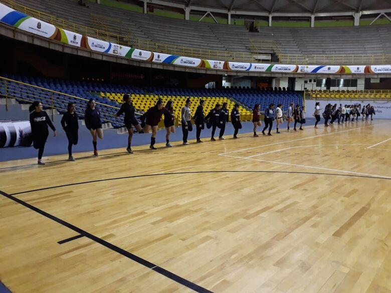 H7 Esportes tem apresentações complicadas pela Copa Derla - Crédito: Marcos Escrivani