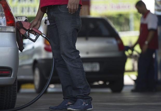 Petrobras aumenta o diesel em 13% e gasolina em 1,53% nas refinarias - Crédito: Marcelo Camargo/Agência Brasil
