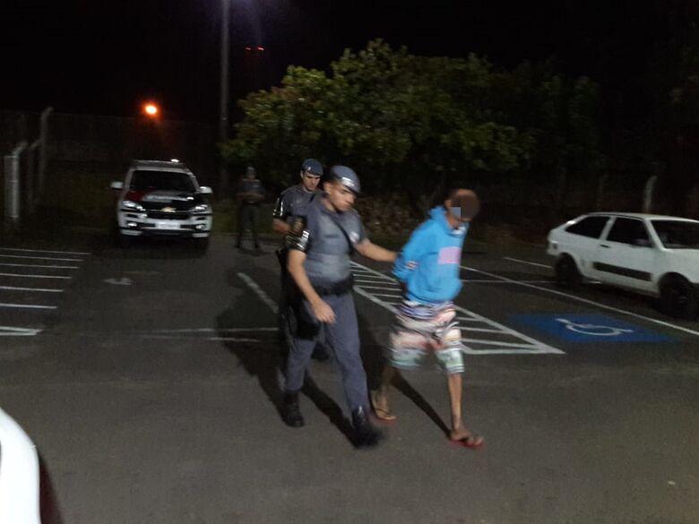 Procurado por tráfico é detido na Vila Jacobucci - Crédito: Maycon Maximino