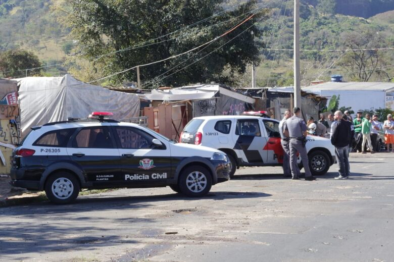 Homem é encontrado morto dentro de barraco no Aracy 2 - Crédito: Marco Lúcio