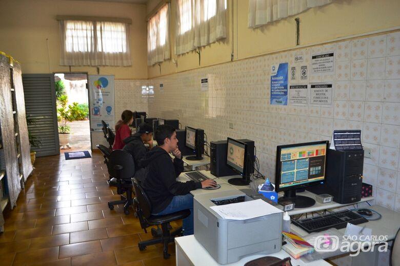 Programa disponibiliza internet gratuitamente à população em Ibaté - Crédito: Divulgação