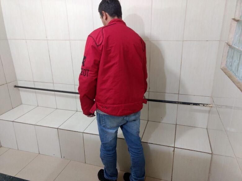 Procurado por tráfico é detido no Cruzeiro do Sul - Crédito: Divulgação
