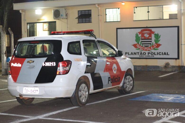 Procurado pela Justiça, pizzaiolo é detido pela PM - Crédito: Arquivo/SCA