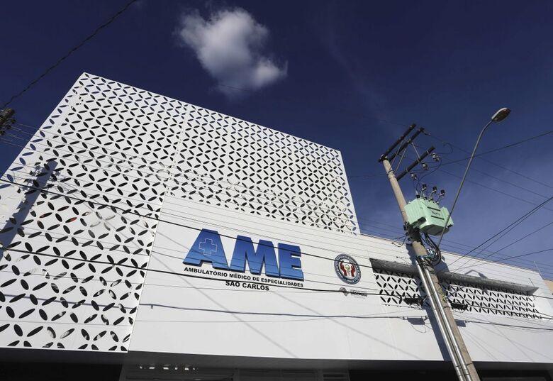 AME São Carlos recebe currículos para várias funções - Crédito: Governo do Estado de SP