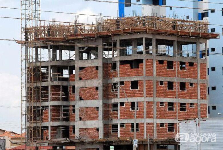 Com a redução dos juros, a Caixa prevê a retomada de investimentos no setor da construção civil - Crédito: Antonio Cruz/Agência Brasil