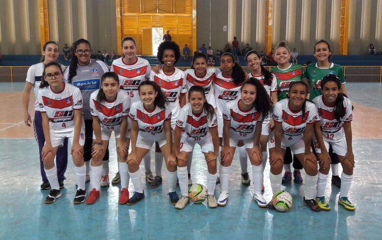 Asf São Carlos arrasa Leme e aplica 11 a 0 - Crédito: Marcos Escrivani