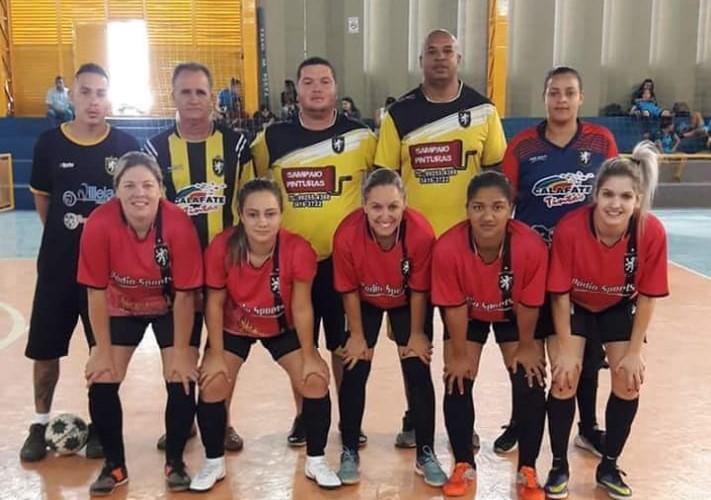 Deportivo Sanka monta equipe feminina e deve disputar torneios regionais - Crédito: Marcos Escrivani