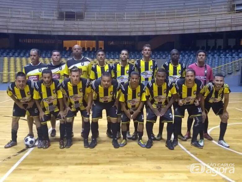 Deportivo Sanka confirma presença na Copa Record e irá representar Santa Eudóxia - Crédito: Marcos Escrivani
