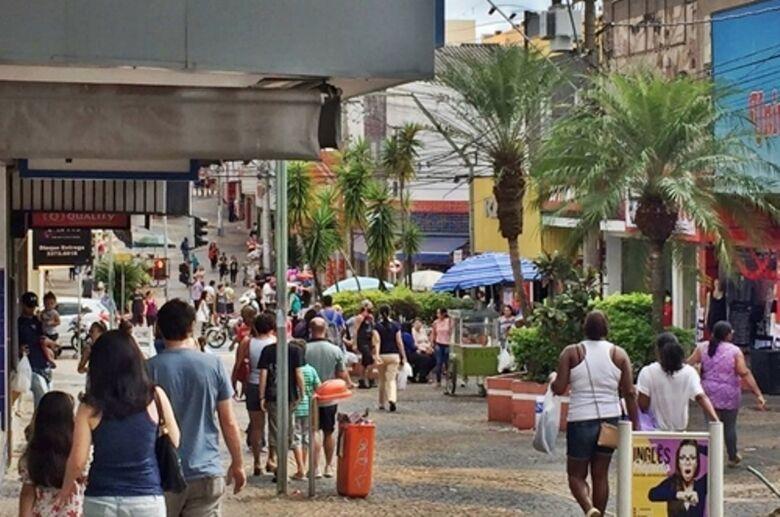 População rejeita abertura do Calçadão, mostra Consulta Pública feita pela Câmara -