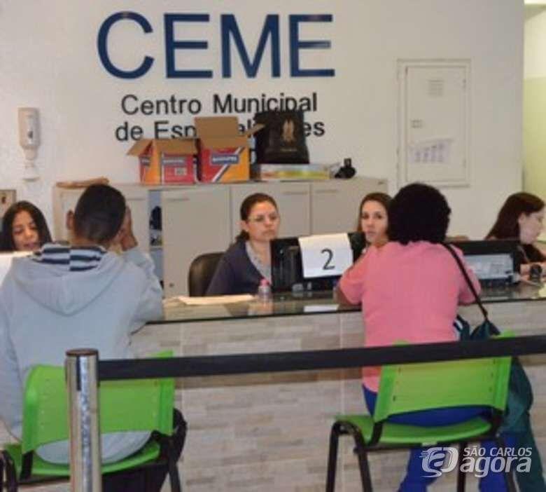 Farmácia do Centro de Especialidades fecha para implantação de novo sistema de dispensação de medicamentos - Crédito: Arquivo/SCA