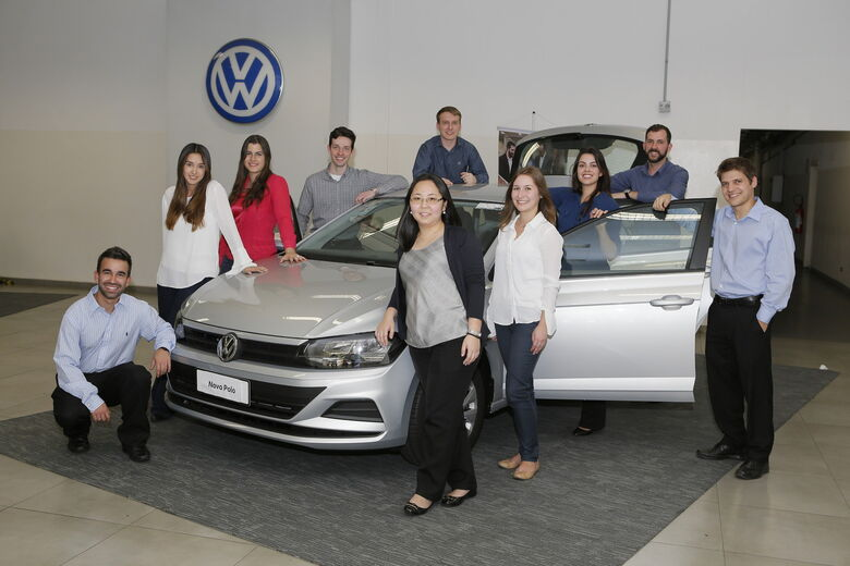 Volkswagen abre inscrições para o processo seletivo do Programa de Trainee 2019 - Crédito: Divulgação