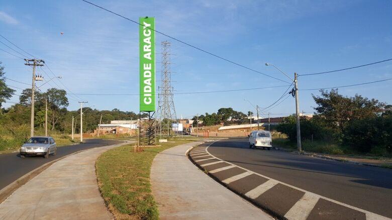 População tem até quarta-feira para opinar sobre emancipação da Cidade Aracy - Crédito: Divulgação