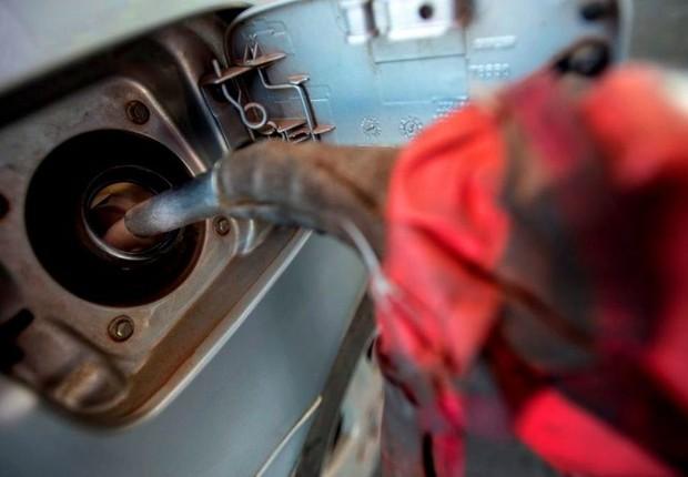 Petrobras anuncia que gasolina nas refinarias terá alta de 0,5% amanhã - Crédito: Marcelo Camargo/Agência Brasil