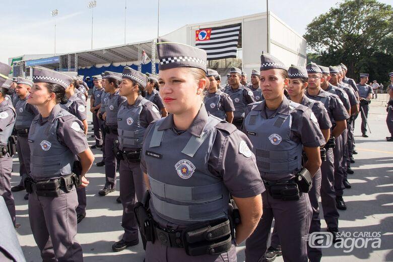 Polícia Militar abre concurso público com 2.700 vagas - Crédito: Divulgação